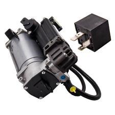 for Audi Allroad A6 4B C5 Quattro Air Suspension Compressor Pump Wabco AND RELAY