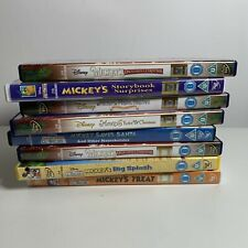 Mickey Mouse Clubhouse Collection Disney DVD Bundle Job Lot X 8