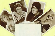 ROSS VERLAG - 1920s Film Star Postcards produced in Germany #3618 to #3682