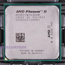 AMD Phenom II X3 B75 HDXB75WFK3DGM CPU Processor 667 MHz 3 GHz Socket AM3