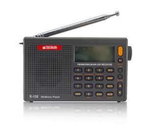 Tecsun Radios Australia R-108 LW/MW/SW/FM and VHF Airband Radio