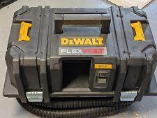 DEWALT 60V MAX Cordless Dust Extractor Vacuum + Accessory Kit + Filter (DCV585B)