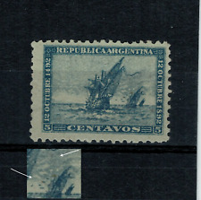 (1892) GJ136. Discovery of America. Italian Forgery. Mint. Very good.