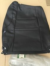 Land Rover Discovery Black FT back cushion leather seat cover PT# HBA501080PVJ