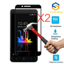 2Pcs Full Cover Tempered Glass Screen Protector For ZTE ZMAX Pro 2 /Sequoia Z982