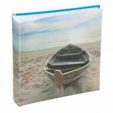 "Kenro Holiday Series - Boat Design Memo Photo Album for 6""x4"" Photographs HOL105"