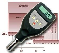 HARDNESS TESTER DUROMETER (SHORE-D: IN GOMMA DURA, SOFFICE THERMOPLASTICI) HT3