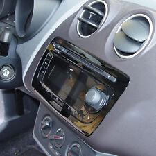 Seat Ibiza 6J 2008-2012 Radioblende Glanz Schwarz lackiert Original Radiorahmen