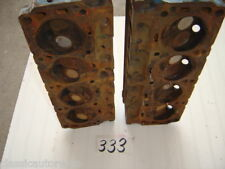 FORD MUSTANG 302 CYLINDER HEADS
