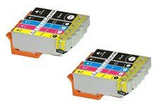 10PK Compatible ink Cartridges T273XL for Epson Expression Premium XP810, XP820