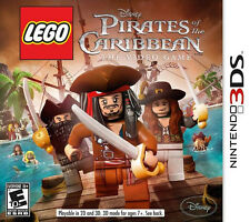 LEGO PIRATES OF THE CARIBBEAN NINTENDO 3DS GAME (FOR NTSC ONLY)