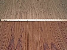 "African Bubinga (Kewazinga) wood veneer 48"" x 96"" with paper backer (4' x 8')"