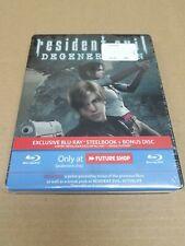 Resident Evil: Degeneration (Blu-ray) Future Shop Exclusive Steelbook NEW