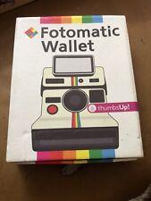 Fotomatic Wallet