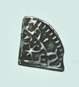 SCOTLAND, ALEXANDER III, LONG CROSS PENNY (1250-1280), BRITISH HAMMERED COIN GVF