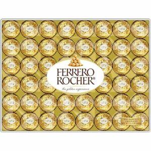 Ferrero Rocher Fine Hazelnuts 21.2 oz. (600g) 48 Pieces FREE SHIPPING!!!