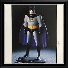 NIP - Ertl Batman The Animated Series Die-Cast Metal Action Figure 1993.