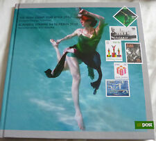 2012 Ireland Stamp Year Book Rare An Post Irish Commemorative MNH