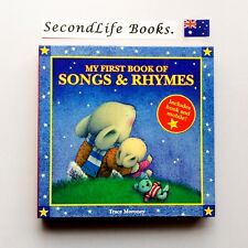 MY FIRST BOOK OF SONGS & RHYMES ~ Trace Moroney Book & Mobile (2008).