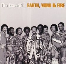 EARTH, WIND & FIRE The Essential 2CD BRAND NEW Best Of Greatest Hits