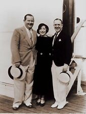 RARE STILL LAUREL AND HARDY ON VACATION