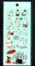 Moomin Stickers Sticker Sheets lot Kawaii Look Rare Little My Snorkmaiden E