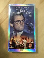 To Kill a Mockingbird (VHS, 1998, Widescreen)