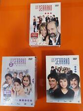LOS SERRANO TEMPORADAS 1 Y 2 COMPLETAS