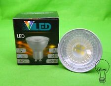 5.8W GU10 LED High Output COB 6500K 440 Lumens Venture DOM009