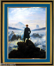 Wanderer above the Sea of Fog by Caspar David Finest Quality Print 28x32 In