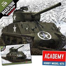 "Academy 1/35 M4a3 (76) W Sherman ""batalla de las Ardenas"" # 13500-Kit Modelo 135"