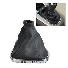 PU Leather Gear Shift Cover Boot Gaiter For 2008-2011 2012 Chevrolet Cruze