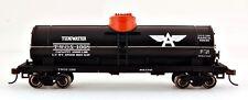 Bachmann HO Scale Train 40' Single Dome Tank Car Tidewater 17842