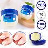 50ml Vaseline Pure Petroleum Jelly 100% Original Dry Skin Lip Smooth Moisturizer