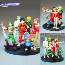 ONE PIECE Real Figure Collection Part 4 Gashapon Set Anime-Manga Figur BANDAI