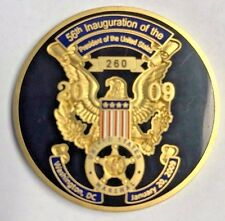 USMS US Marshal Service POTUS 56th Presidential Inauguration Barrack Obama