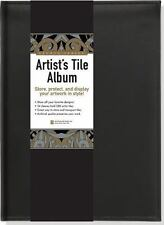 Studio Series Artist's Tile Album : Store, Protect, and Display Your Artwork...