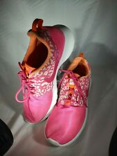Nike Better World shoes 7Y Pink/Orange 677784-603 Great Condition
