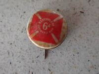 Small Benevolent Society of NSW 6d Appeal Pin Badge (Bag 2)