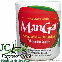 MANGAR BODY COSMETIC GEL AFRICAN MANGO GARCINIA MANGO AFRICANO Y GARCINIA 250 GR