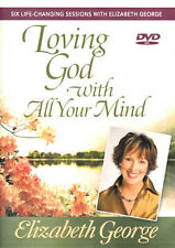 NEW Sealed Christian 2-DVD Set! Loving God with All Your Mind - Elizabeth George