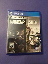 Tom Clancy's Rainbow Six Siege (PS4) NEW