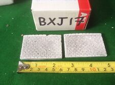 Z scale, Z gauge  stone bridge abbuttments - *DOUBLE TRACK * painted