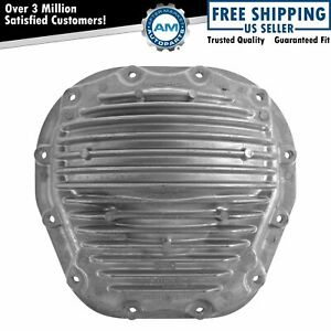 OEM Rear Axle Differential Cover Finned Aluminum For 08-10 Ford F250 F350