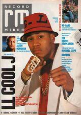 LL Cool J on Magazine Cover 17 June 1989   K D Lang  Jason Donovan  Danny Wilson