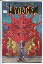 LEVIATHAN #1 - NICK PITARRA ART & COVER - JOHN LAYMAN STORY - IMAGE COMICS/2018