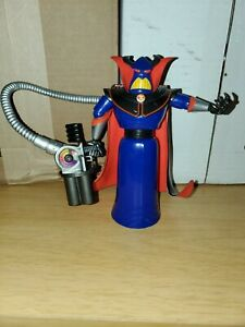 """RARE Disney Parks Toy Story ZURG Action Figure Fully Articulated 7"""""""
