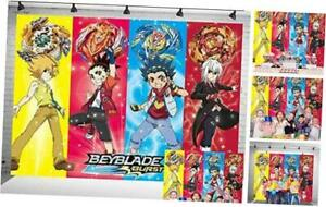 Beyblade Burst Party Supplies Backdrop Boys Birthday Party Cake Table