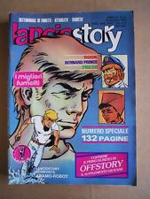 LANCIOSTORY n°24 1980 con inserto OFFSTORY ERIC CLAPTON ed. Eura  [G514]