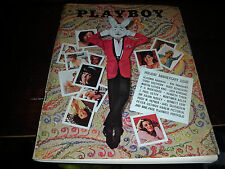 PLAYBOY JANUARY 1965 HOLIDAY ANNIVERSARY ISSUE PLAYMATE OF MONTH SALLY DUBERSON